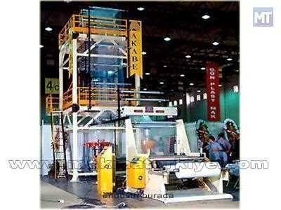 LDPE Film Makinası 700 Kg / Saat
