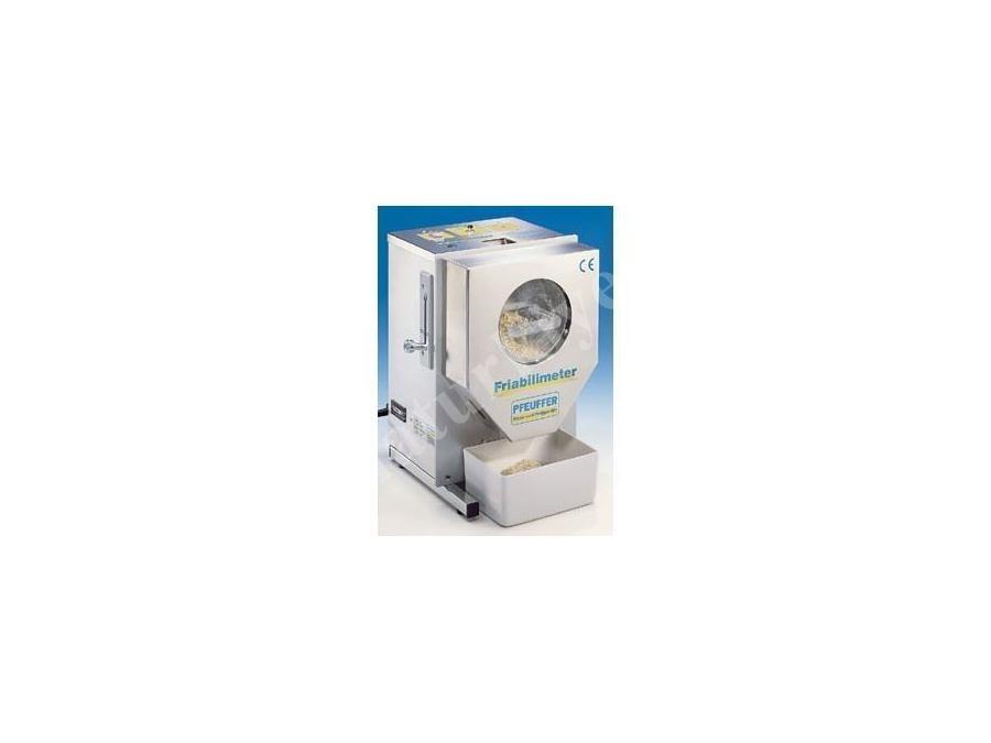 Pfeuffer Friabilimeter Tahıl Kalite Kontrol Cihazı