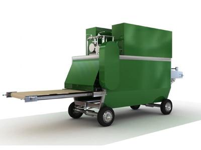 Ada Boğaziçi Kereviz Yıkama Makinası