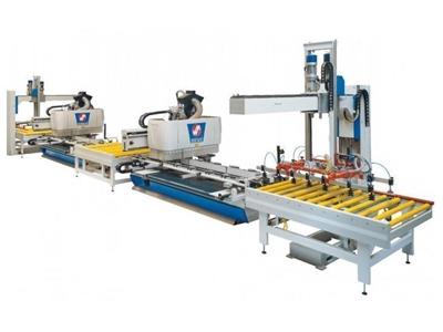 Cnc Kapı İşleme Makinası 2-4 M /Dakika