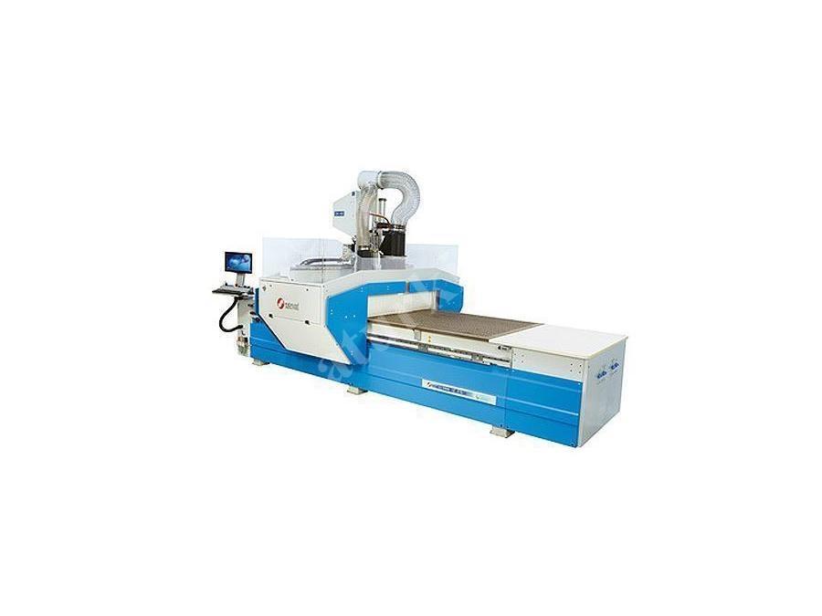 Düz Tabla Cnc Ahşap İşleme Makinası 2-4 M /Dakika (Mw 2138 K)