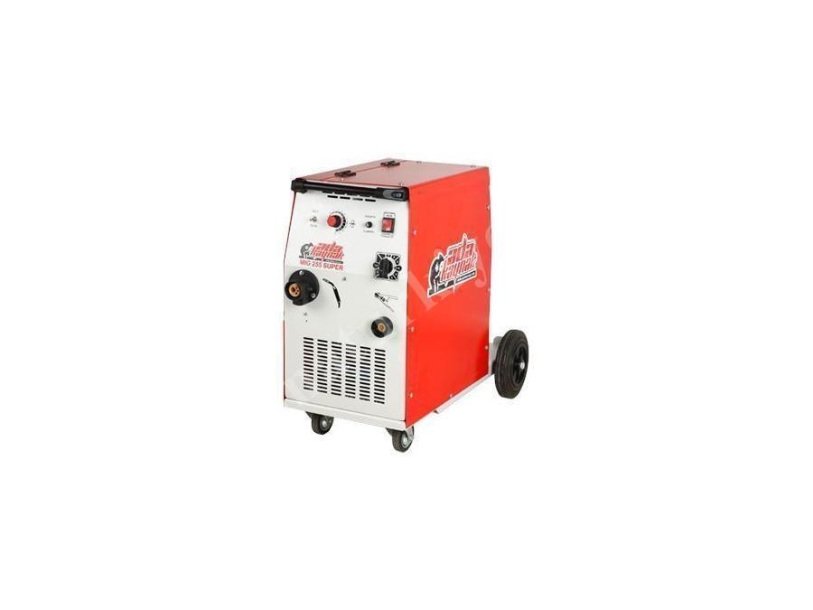 255 Amper Ada Mig 255 Monofaze Kaynak Makinası