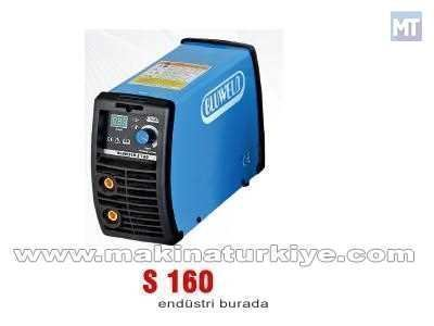 160 Amper İnverter Elektrot Kaynak Makinası