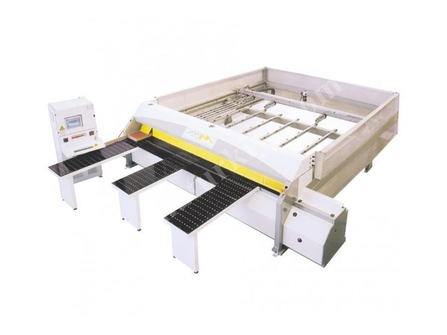 Cnc Panel Ebatlama Makinası 4500 Mm