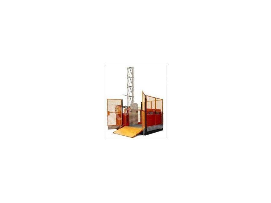T3-20 Yük Asansörü(2000 Kg)