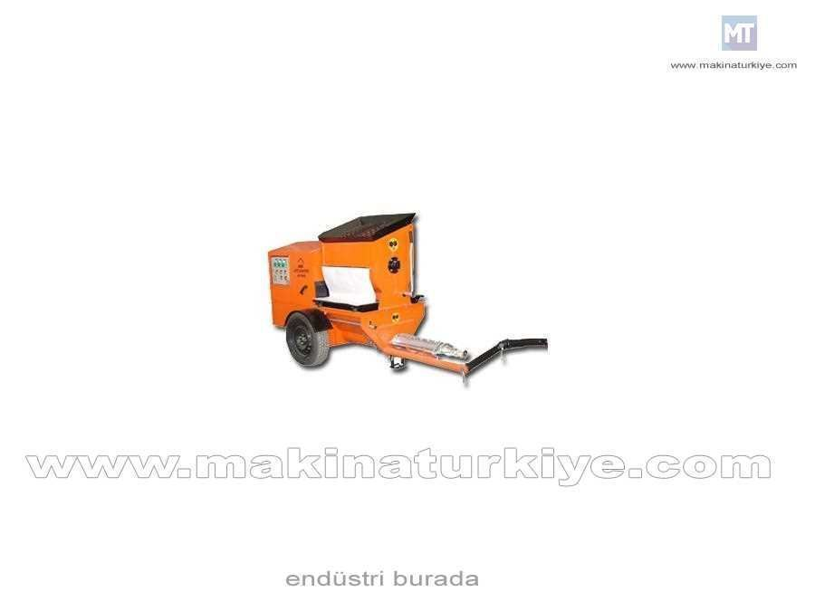 Afe Mp 9000 Kara (Klasik) Sıva Makinası