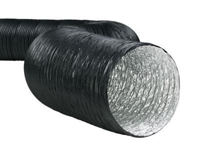 Aluminyum Ve Pvc Kombinasyonlu Flexible Hava Kanalı (Combiafs)