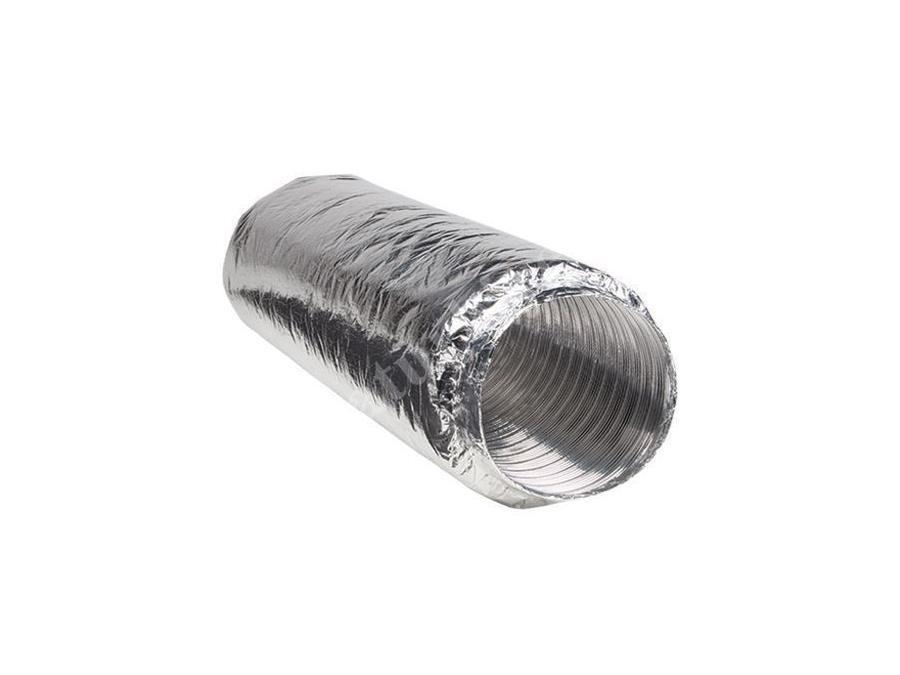 Yarı Esnek Flexible Hava Kanalı (Acoustic Semiafs)