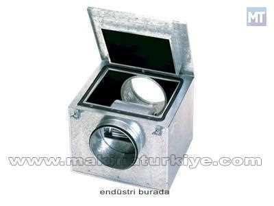 Akustik Kabinli Radyal Fan Debi 240 M³ /Saat