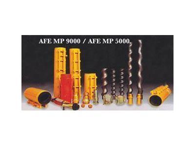 Afe Mp 9000 Rotor / Stator Yedek Parçaları