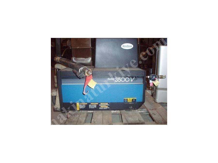 230V Serisi Hot Melt Sıcak Tutkal Yapıştırma Tankı