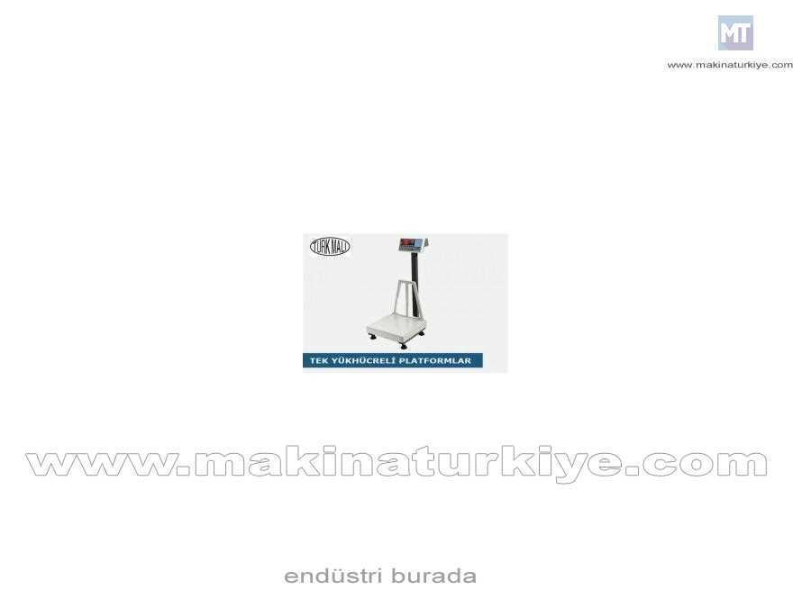 300 Kg Fiyat Hesaplayan Baskül ( 45X45 cm )