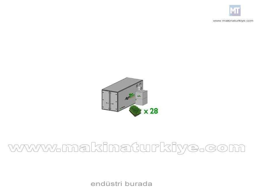 Taze Ot Makinesi 200 Kg  / gün