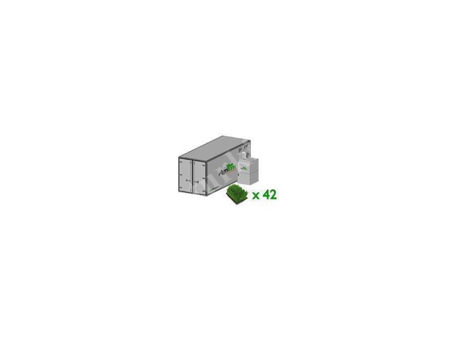 Taze Ot Makinası 300 Kg / gün