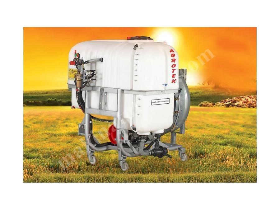 400Lt, Asılır Tip Turbofan Atomizör