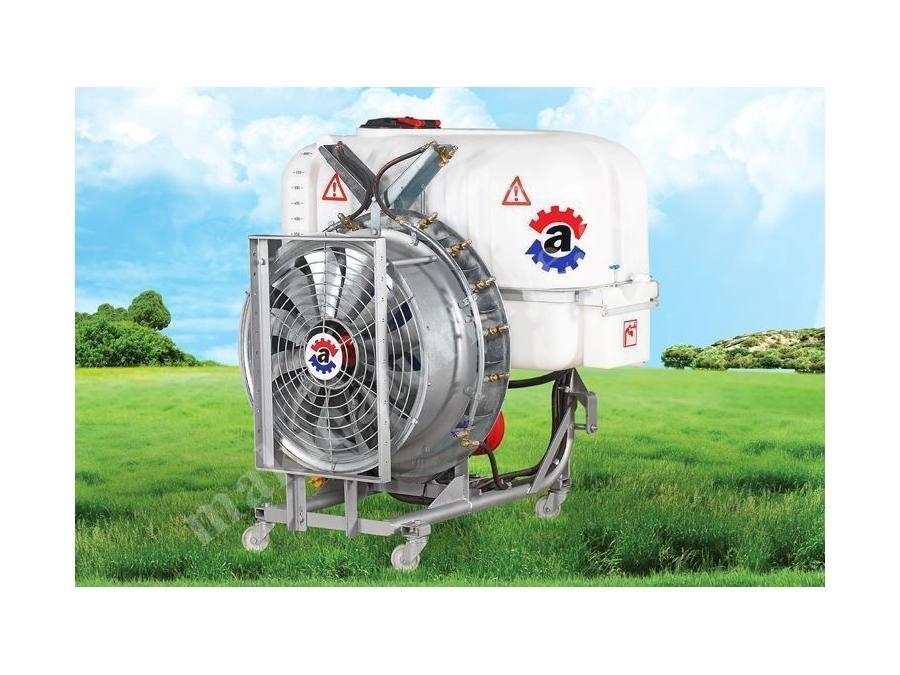 600 Lt, Asılır Tip Turbofan Atomizör