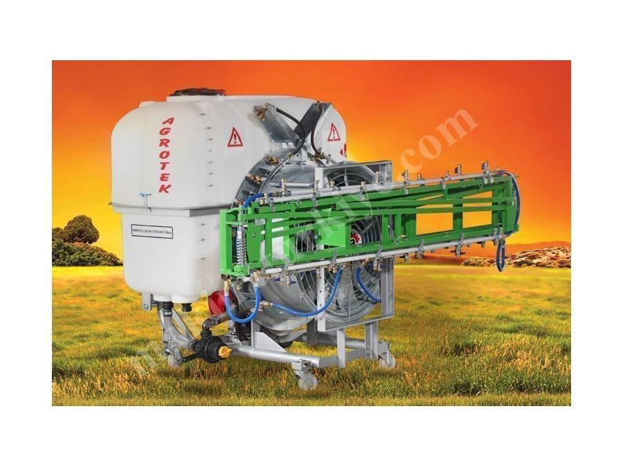 400 Lt, Asılır Tip Turbofan Atomizör Tarla Kollu