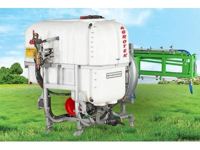 800 Lt, Asılır Tip Turbofan Atomizör Tarla Kollu