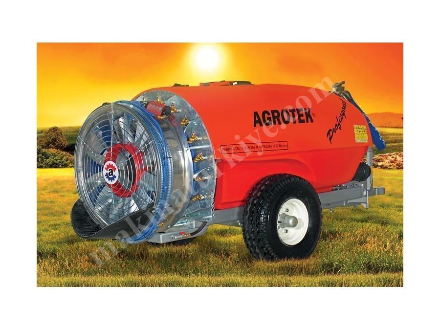 1200 lt, Çekilir Tip Turbofan Atomizör