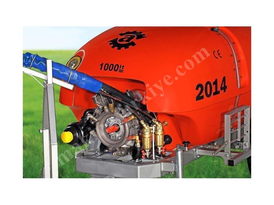 1600 Lt, Çekilir Tip Turbofan Atomizör