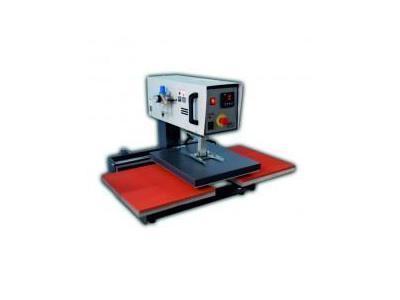 Pnomatik Transfer Baskı Presi (40X50 Cm)