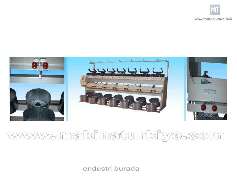 500 Mt D/S Kovalı Katlama Makinası
