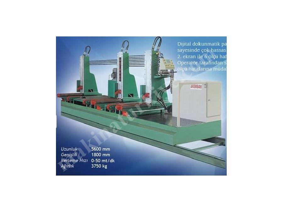 Tomruk Arabası (Digital Hidrolik Sistem)