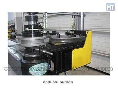 65X4 Mm Euro 65 Boru Bükme Makinası