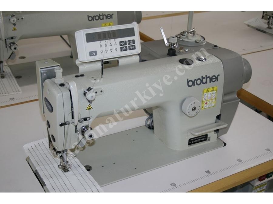 Brother Orta Kumaşlar İçin Elektronik Düz Dikiş Makinası S-6200-A-303