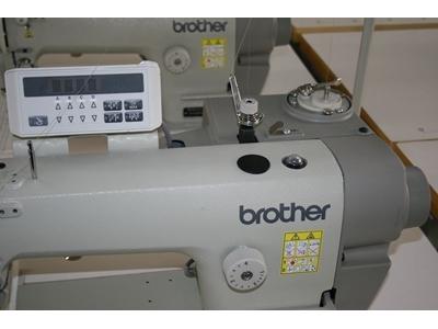 Brother Kalın Kumaşlar İçin Elektronik Düz Dikiş Makinası S-6200-A-305