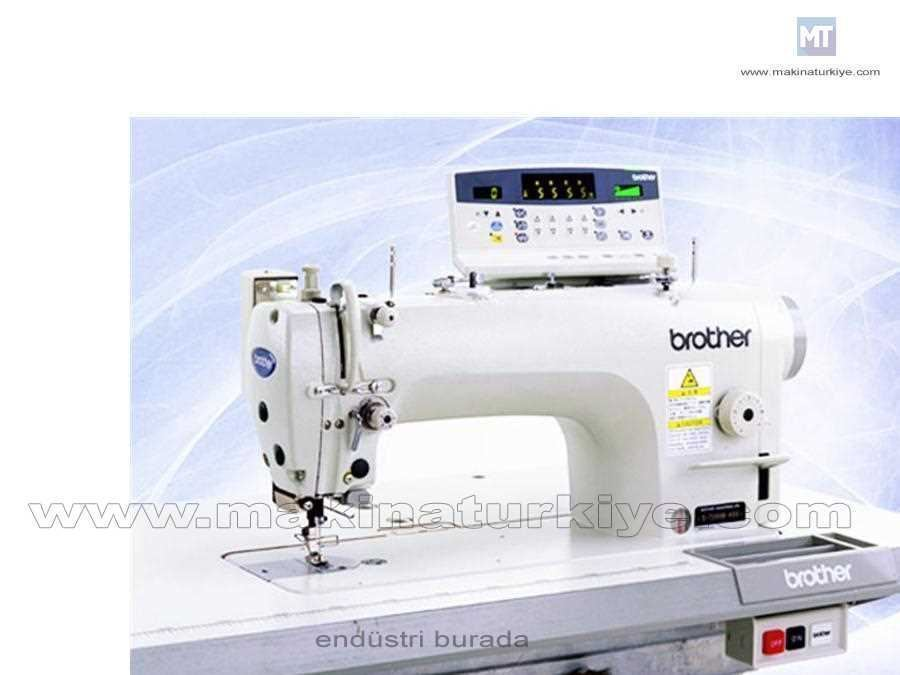 Brother Direct Drive Çok Fonksiyonlu Düz Dikiş Makinası S-7200B