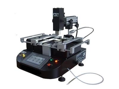 Rd 5860 Plc Ekranlı Bga Rework Makinası