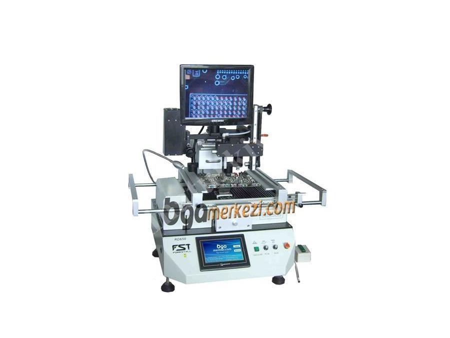 Rd 680 Yarı Otomatik Bga Rework Makinesi