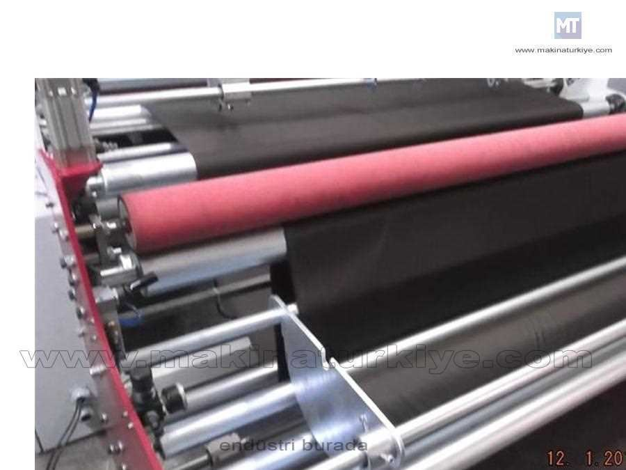 Ultrasonik Kumaş Kesim Makinası
