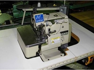 Brother 3 İplik Overlok Makinası Fb-N110
