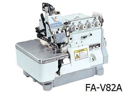 Brother Transportlu 4 İplik Overlok Makinası Fa-V82a
