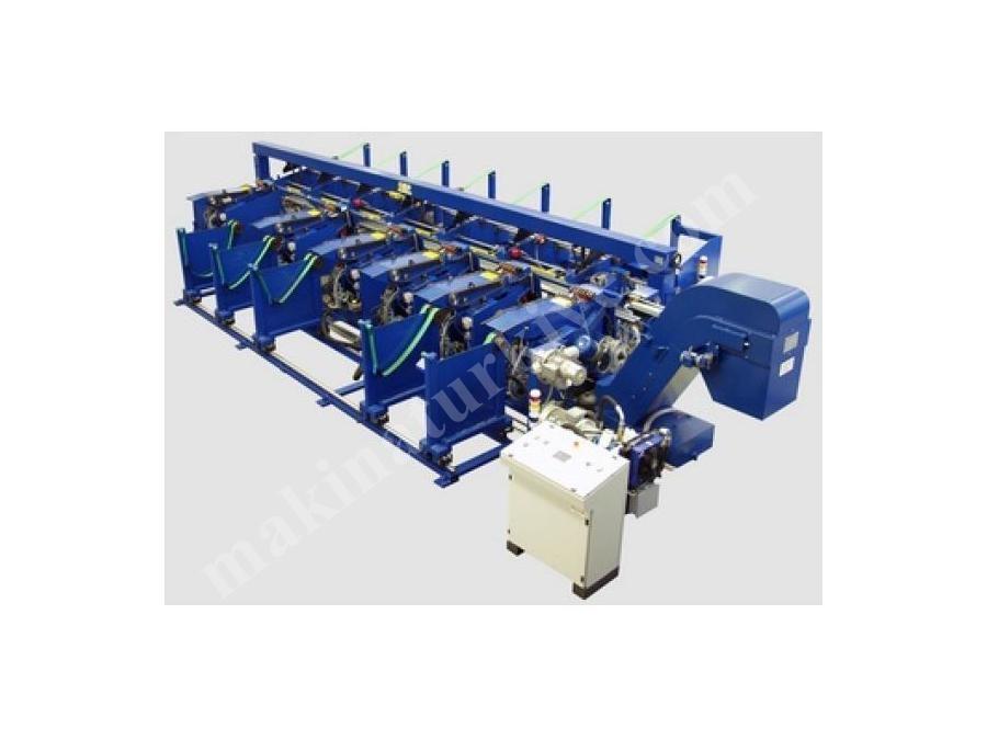 K2 Multiheads Çoklu Boru Kesme Makinası
