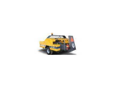 Balya Makinası (2450 Kg)