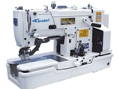 Broderi Mekanik İlik Makinası Bd-781