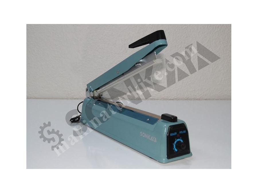 Sonkaya Manuel Poşet Ağzı Yapıştırma Makinası 20Cm