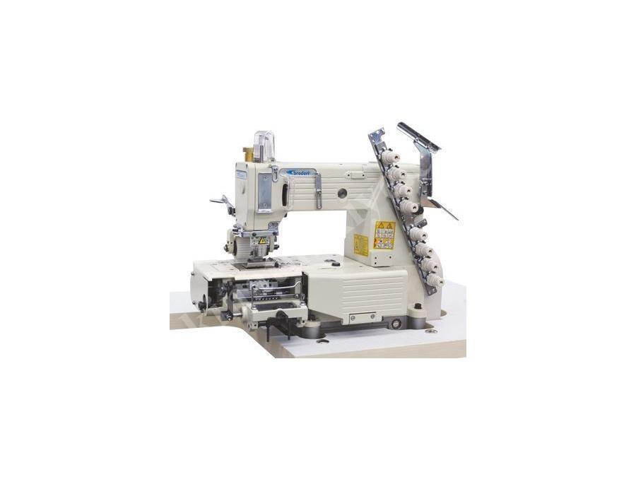 Broderi Burunlu Lastik - Şerit Makinaları Bd-4404Pmd