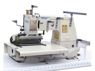 Broderi 33 İğne Geniş Yatak Gipe Lastik Makinası 3/16 Bd-1433Ps