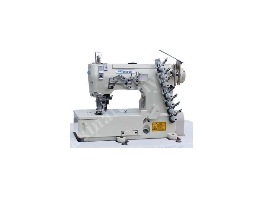 Broderi Cep Karşılığı Zincir Dikiş Makinası Bd-8842