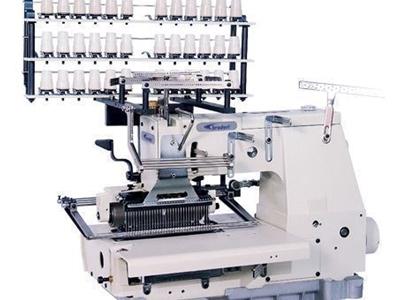 33 İğne Jakarlı İşleme Gipe Lastik Makinası 3/16 Bd-1433-Pssm