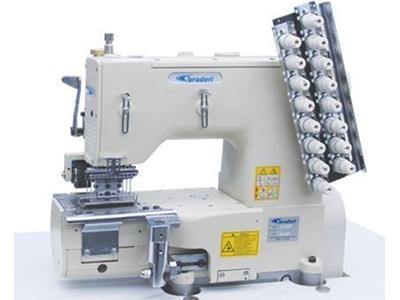 Broderi Kemer Makinası (İğne Aralığı Değiştirilebilir) Bd-1106P