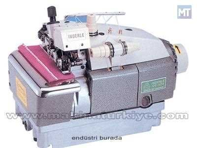 Broderi İstiridye Süz Dikiş Overlok Makinası İdl-6 24
