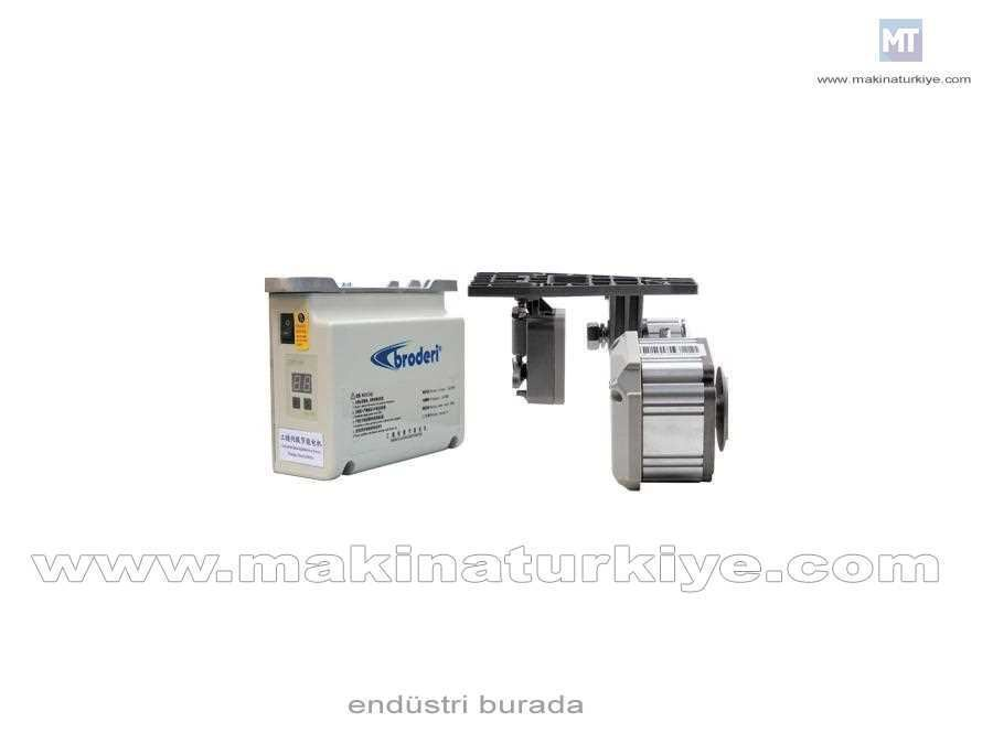Broderi 750W - Servo Motor (4500 Devir) Bd-560A