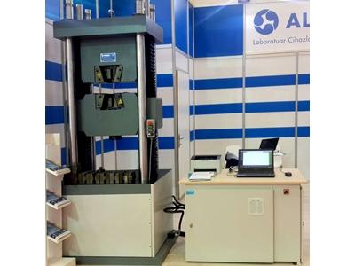 60 Ton / 600Kn 6 Kolonlu Ktm600 Hidrolik Universal Test Cihazı