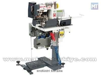 Vibemac Kilit Ve Zincir Dikiş Makinası 3022Wb406-1Flx
