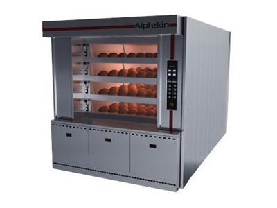 6 M² 4 Katlı Borulu Pişirme Fırınları (225Adet/Saat )